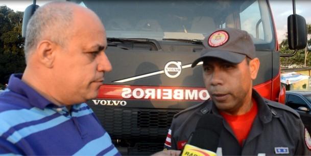 Sag. Julival - Bombeiros SAJ